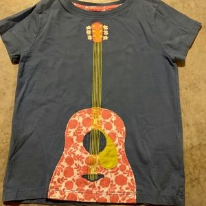 Mini Boden guitar T-shirt